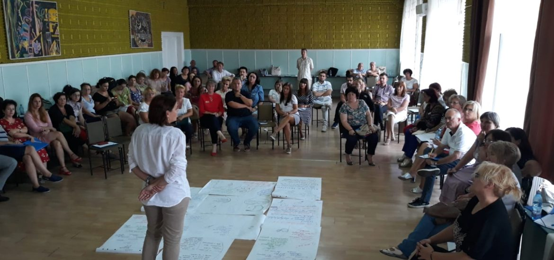 Cadrele didactice din mai multe judete au participat, la Oradea, la un curs de formare continua a cadrelor didactice