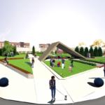 Primaria implica cetatenii in proiectele de revitalizare a unor spatii urbane (FOTO)