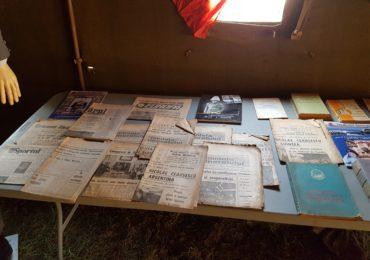 expozitie obiecte jandarmerie
