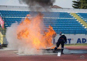 pompieri militari bihoreni vicecampioni
