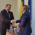 Ambasadorul Republicii Slovace in vizita in Oradea
