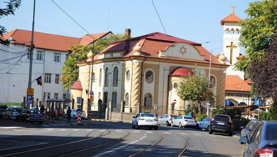 După finalizarea lucrărilor de reabilitare, Sinagoga Aachvas Rein a fost inaugurată cu ocazia comemorării Zilei Holocaustului