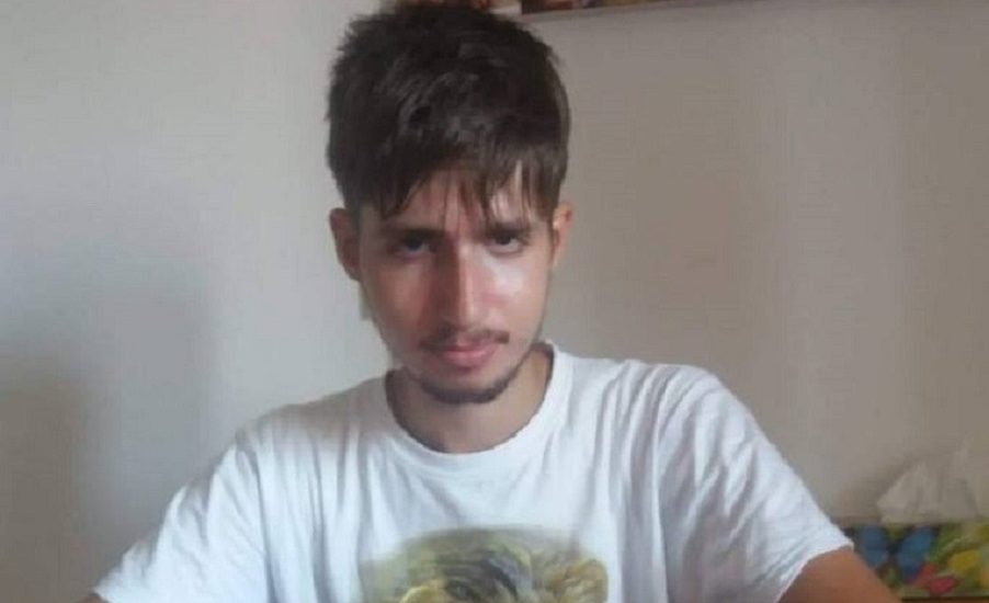 DISPARUT! Un tanar de 23 de ani, din Oradea, este dat disparut de 2 zile