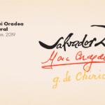 Expozitie la Muzeul Cetatii Oradea -Salvador Dalí, Marc Chagall și Giorgio de Chirico: Teme biblice. Grafică și Obiect