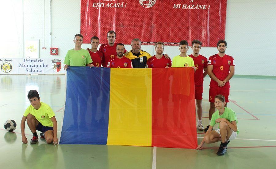 Victorioși în Cupa Națiunilor la Futnet, la prima participare
