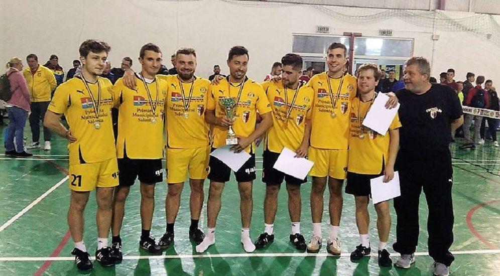Tengo Salonta și-a apărat titlul campionatului de futnet organizat de Asociația Futnet România