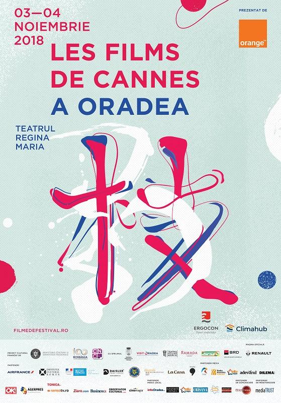 Les Films de Cannes a Oradea