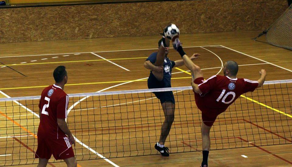 Reprezentativa nationala de futnet, repetiție înainte de Mondiale
