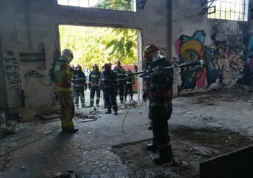 SEISM 2018 - exercitiu pompieri bihoreni