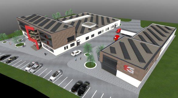 Alte doua firme vor investi 12 mil de euro si vor crea 120 de locuri de munca in Parcul Industrial II din Oradea