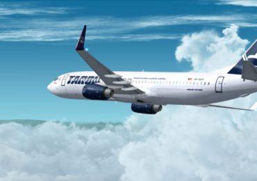 TAROM anunta zboruri externe din Oradea, incepand cu 1 decembrie 2018