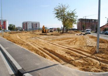 Alte doua terenuri virane, din Oradea, vor fi transformate in spatii verzi (FOTO)