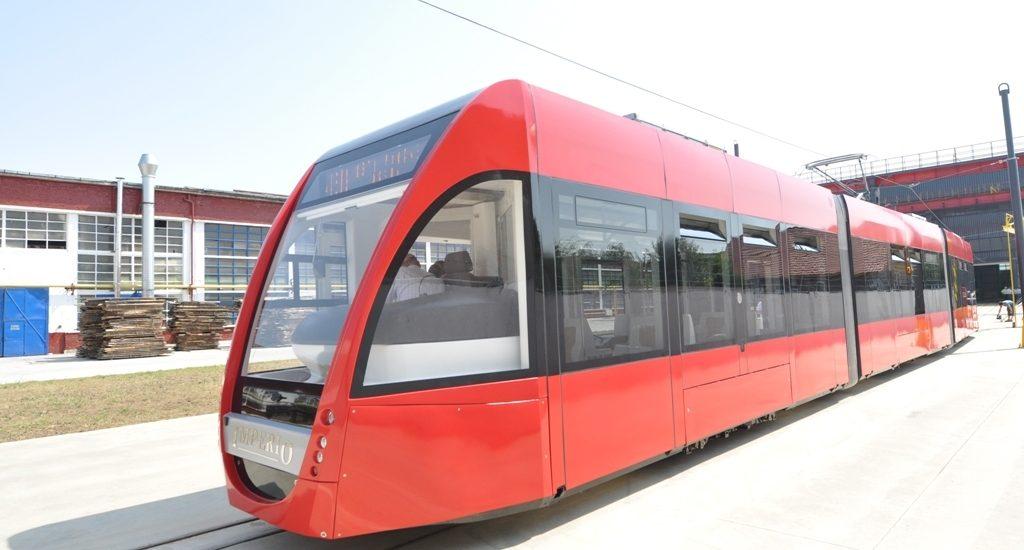 Oradea cumpara 10 tramvaie noi de la Astra Vagoane Arad