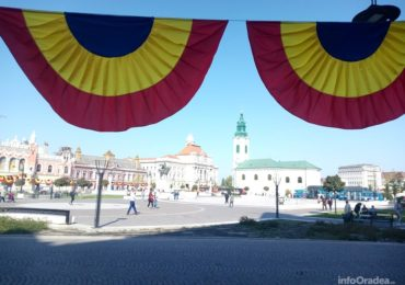 Vineri, 12 octombrie, Oradea isi serbeaza ziua. Vezi programul manifestatiilor