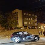 Accident aseara in Cantemir. Un autoturism BMW a patruns pe rosu in interesectie si a izbit un Taxi