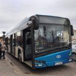 Primaria Oradea va cumpara 10 autobuze noi, hibrid, pe fonduri europene. Vezi cum arata (FOTO)