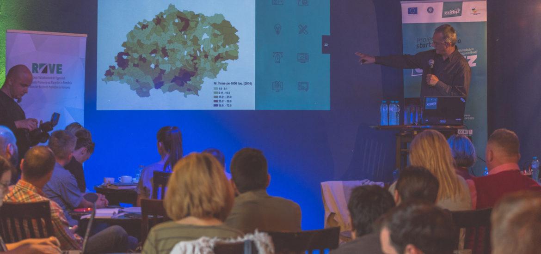 Cât câștigă sectorul IT, cum arată profilul afacerilor în industriile creative? Cercetare sociologică amplă în regiunea Nord-Vest