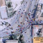 Circulatia va ramane inchisa pana in 22 noiembrie in zona intersectiei Decebal-Aradului-Primariei