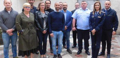 Magistrati din UE, in vizita la Penitenciarul Oradea, in cadrul unui proiect european