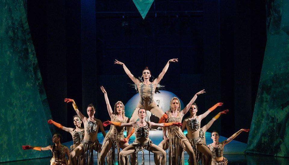 Sapte zile de spectacole de teatru-dans la Infinite Dance Festival III