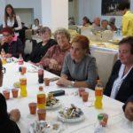 Persoanele varstnice sarbatorite la DAS Oradea cu ocazia Zilei Internaţionale a Persoanelor Vârstnice