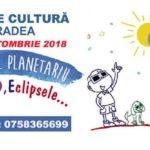Planetariu mobil revine la Oradea cu un spectacol despre eclipse