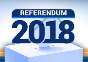 Rezultate Referendum 2018 in judetul Bihor