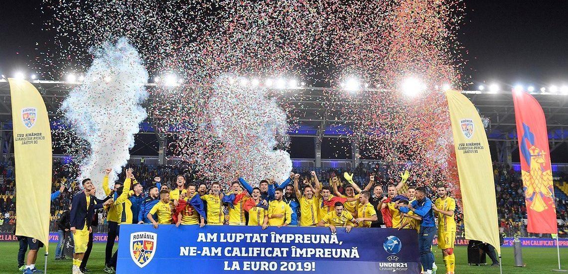 Selectionata de tineret a Romaniei s-a calificat la EURO 2019 – Under-21