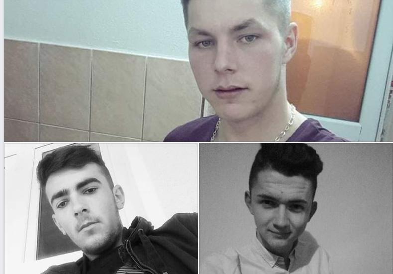 Trei tineri au murit carbonizati intr-un accident grav in localitatea Gheghie, judetul Bihor