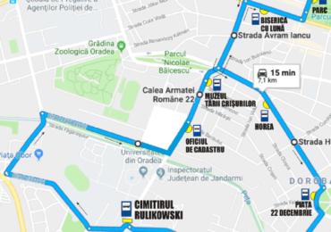 Traseu si orar autobuz special Piata Unirii – Cimitirul Rulikowski, in perioada 27.10 – 01.11.2018
