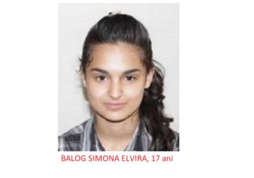Minora de 17 ani, din Martihaz, judetul Bihor, data disparuta de familia ei.