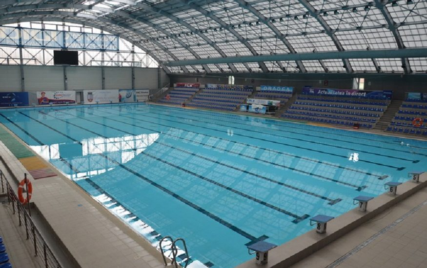 """Nymphaea Trophy 2018"" – Concurs de natatie la Bazinul Olimpic din Oradea"