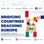 Bridging countries. Reaching Europe – prima conferință comună a clusterelor româno-maghiară