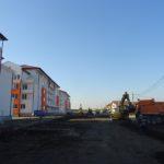 Parcari, trotuare, spatii verzi si lucrari de canalizare si asfaltare in noul cartier ANL din Oradea