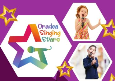 """Concurs de interpretare vocala pentru copii, """"Oradea Singing Stars"""""""