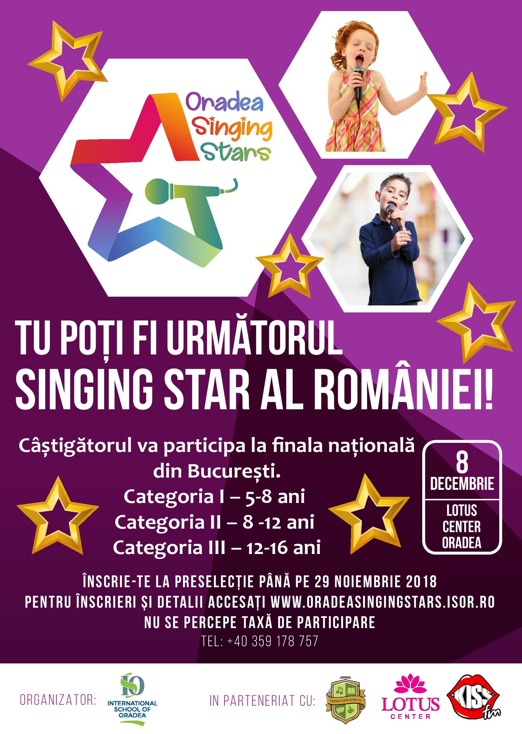 Oradea Singing Stars