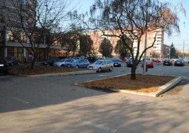 Parcare transilvaniei Oradea