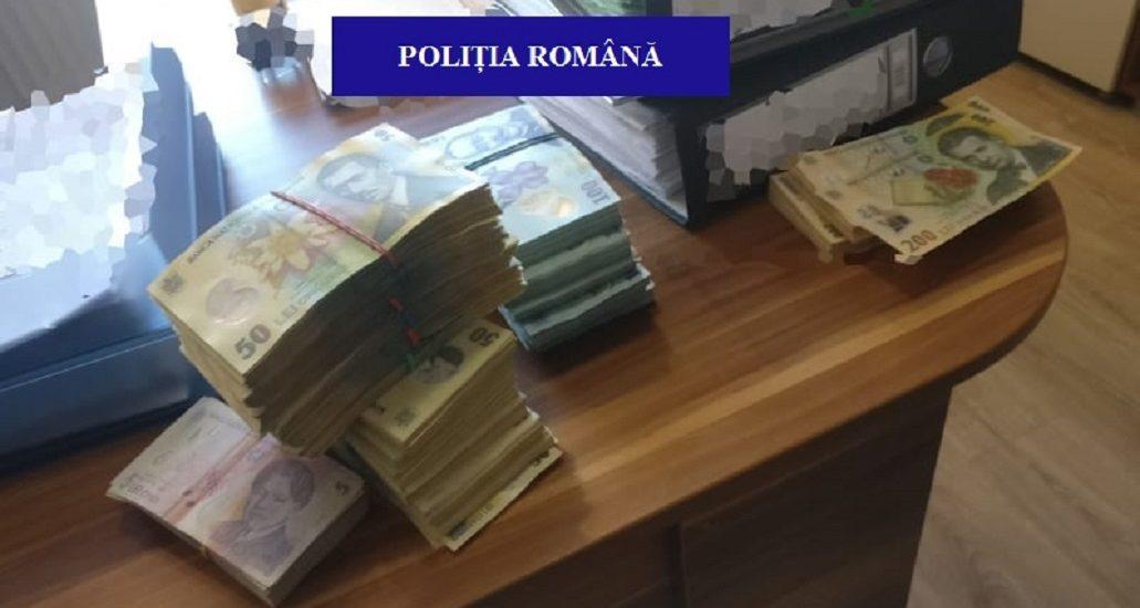 Ce au scos la iveala perchezitiile politistilor bihoreni, efectuate azi, intr-un caz de evaziune fiscala