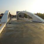 Lucrarile la Podul Centenarului se apropie de final. (FOTO)