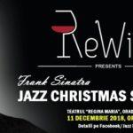 """Concert extraordinar de Crăciun """"REWINE FRANK SINATRA JAZZ CHRISTMAS SONGS"""""""