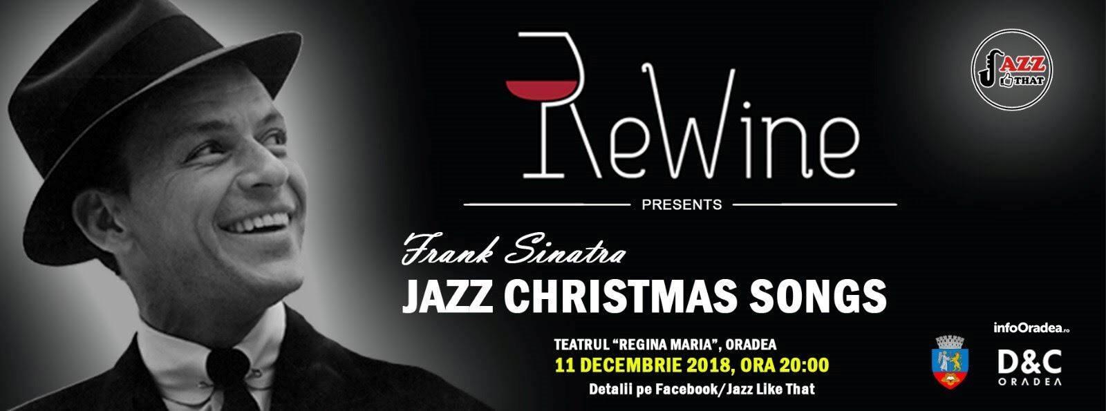 REWINE FRANK SINATRA JAZZ CHRISTMAS SONGS Oradea