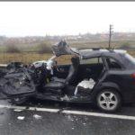 Imagini si precizari ISU Crisana de la tragicul accident de la Diosig (GALERIE FOTO)