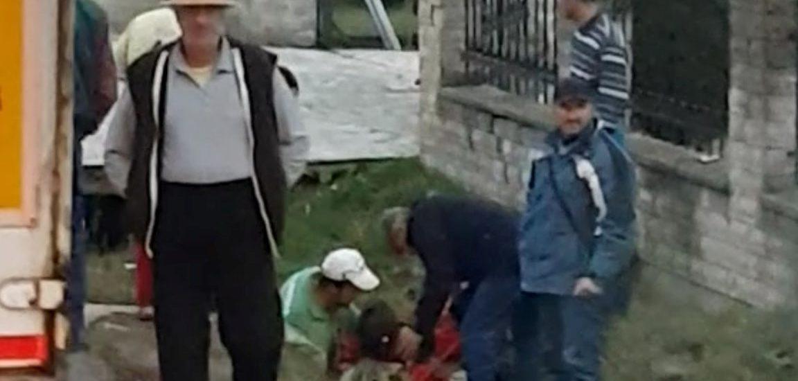 Accident grav pe DN1 in Cornitel, judetul Bihor. O minora de 13 ani a ajuns la spital cu multiple leziuni
