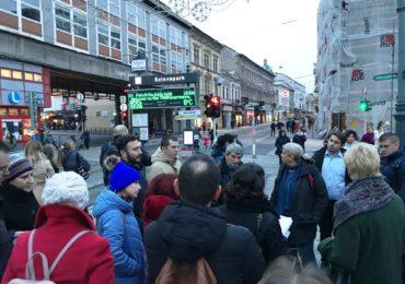 ADR Nord-Vest si reprezentanti ai municipiilor resedinta de judet, in vizita de lucru la Miskolc. Cum dezvolta ungurii infrastructura