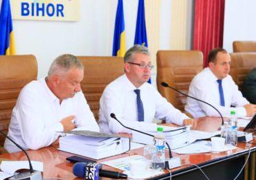 CJ Bihor s-a imprumutat cu 50 milioane de lei pentru finalizarea unor proiecte