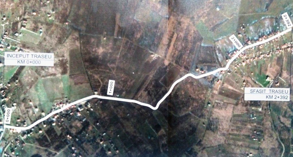 Oradea va avea un nou drum de legatura cu comuna Paleu
