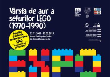 Expozitie de jocuri si jucarii la Muzeul Tarii Crisurilor din Oradea