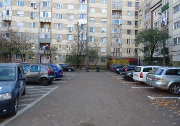 205 noi locuri de parcare pentru locuitorii din zona Dacia, Negruzzi, BRancusi si Doinei