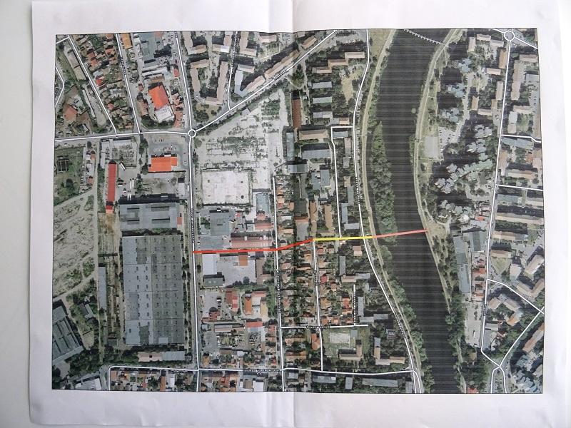 mobilitate urbana Aluminei Infratirea