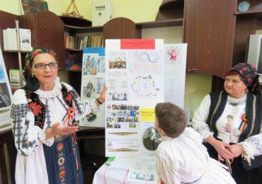 Seniorii din Oradea au sarbatorit Centenarul Marii Uniri